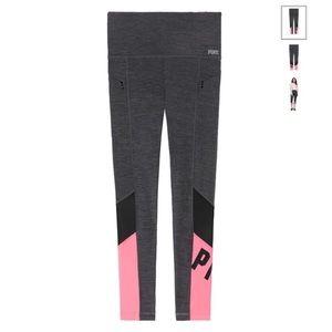 VS PINK Ultimate High Waist Ankle Pocket Legging